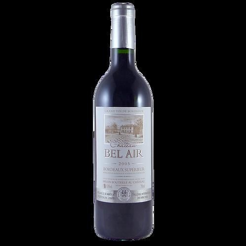 Bordeaux Supérieur (A.O.C.), Château Bel Air