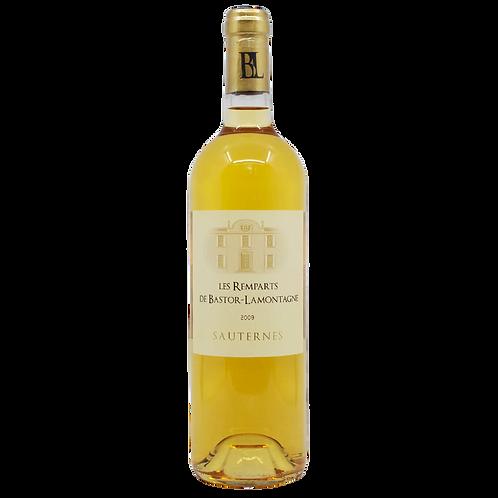 Sauternes, Les Remparts de Bastor-Lamontagne