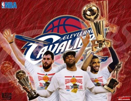 Cavs Win Championship