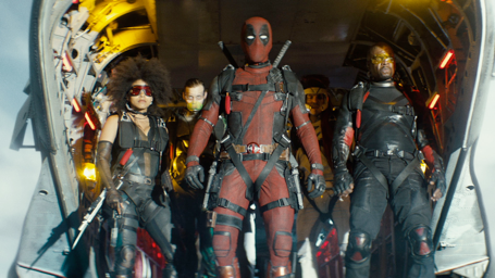 Deadpool 2 Trailer is here!