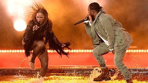 Beyonce & Kendrick Lamar