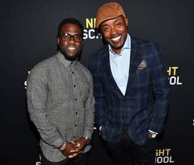 """Kevin Hart, Will Packer and More Attend """"Night School"""" Screening"""