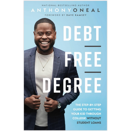 """Debt-Free Degree"" Gives Young College Students the Blueprints for Financial Success"