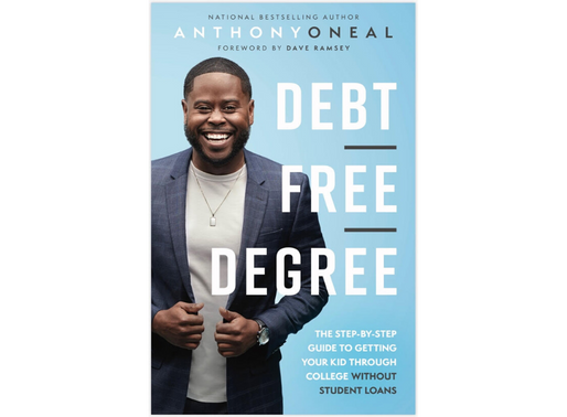 """""""Debt-Free Degree"""" Gives Young College Students the Blueprints for Financial Success"""