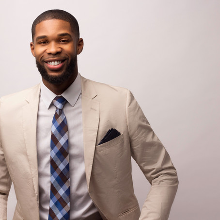 Groomed by the Best, a Sit Down With Yisrael Wright