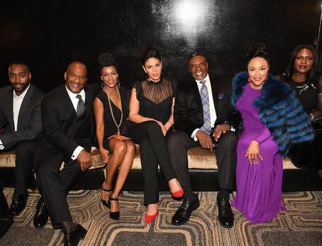 "The Cast of ""Greenleaf"" Celebrate Season 2 Premiere in Atlanta"
