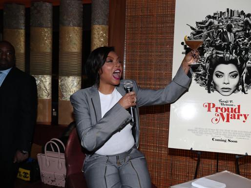 Hennessy V.S.O.P Privilège Honors Taraji P. Henson at Tastemaker Dinner
