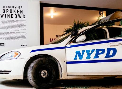 """Museum of Broken"" Pop-Up Opens with Powerful Displays"