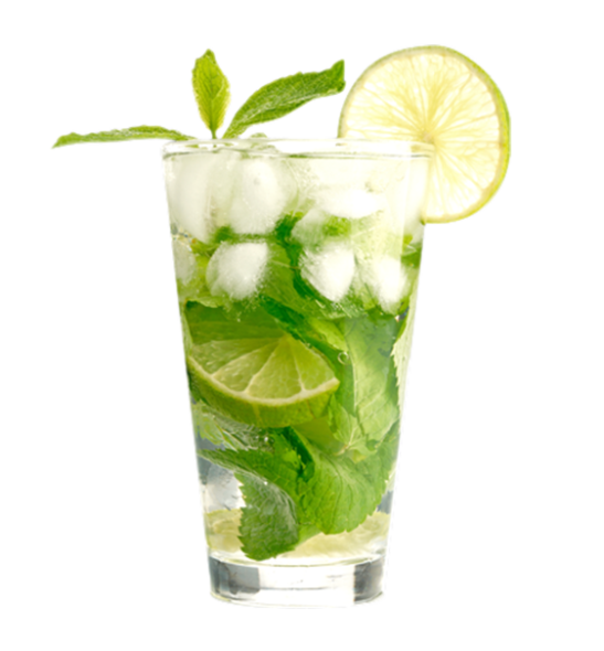 Crushed Ice Mojito