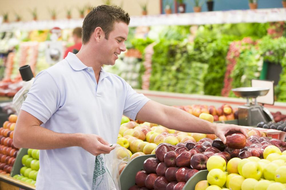 6 HEALTHY FOODS FOR MEN