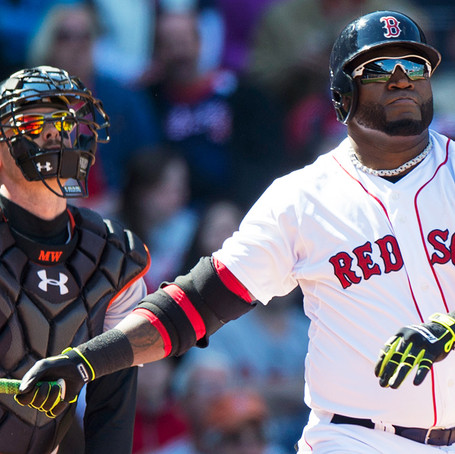 Big Papi Honored with Corn Maze