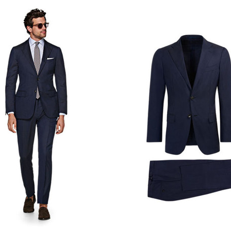 """Fight the Summer Heat Wearing the """"World's Lightest Suit"""""""