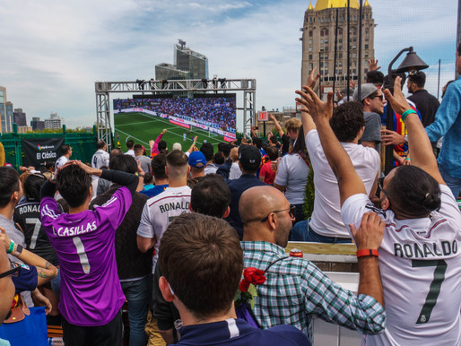 LaLiga & beIN Sports Hosts Rooftop Viewing Party of El Clásico