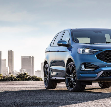 All You Need To Know About the 2019 Ford Edge and Ford Edge ST