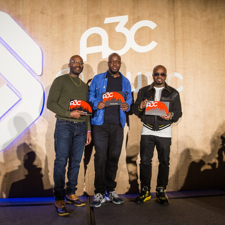 Wyclef Jean & Jermaine Dupri Kick Off A3C at the 3rd Annual ChooseATL 'Welcome to ATL' Receptio