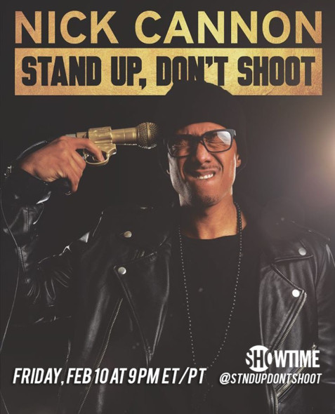 Stand Up Don't Shoot