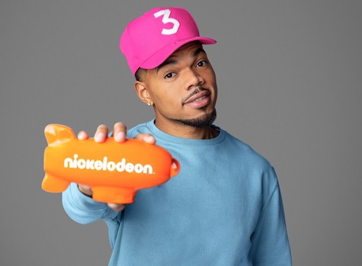 Chance The Rapper Tapped to Host Nickelodeon Kids' Choice Awards 2020