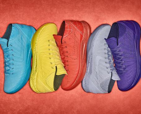 "Nike Drops the First Look at Kobe Bryant's ""Mamba Mentality"""