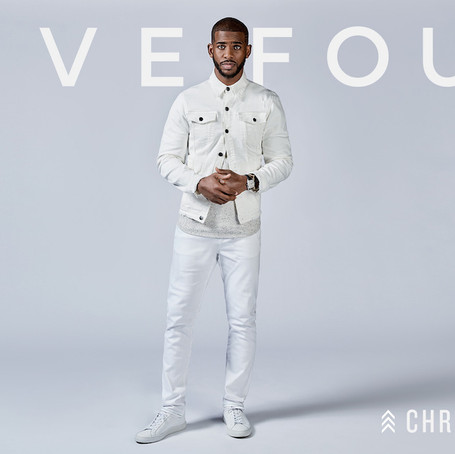 Fashion worlds collide with NBA Super Star and Fashion Brand FIVE FOUR
