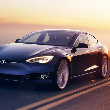 The Tesla X and Tesla S – Test Drive