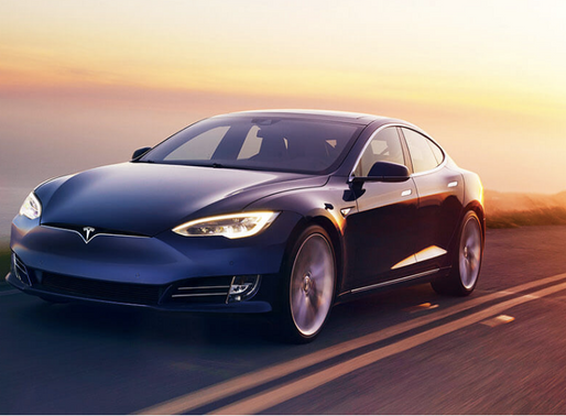 The Tesla X and Tesla S – Test Drive