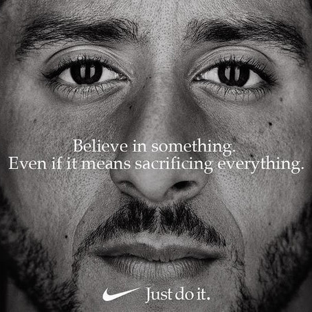 Nike Releases 'Just Do It' Ad Featuring Colin Kaepernick