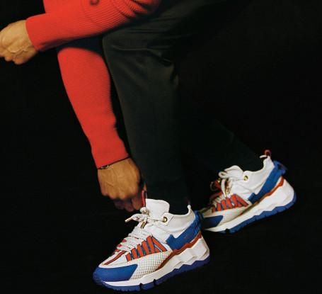 Victor Cruz and Pierre Hardy Turn Friendship Into Footwear