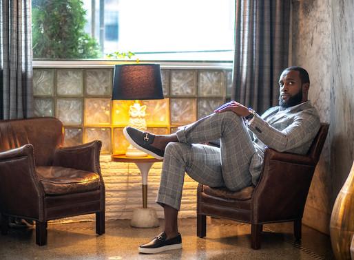 Former Seattle Seahawks Kam Chancellor Creates Luxury Shoe Line