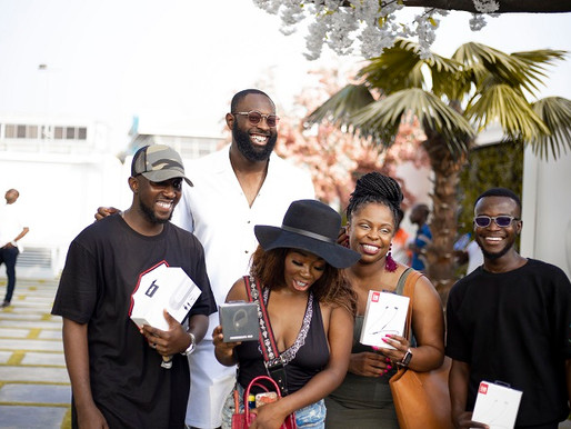 """Director Daps & Beats By Dre Partner Up in Ghana for """"The Year of Return"""""""
