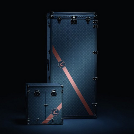 Louis Vuitton Designs a Trunk to Hold Your Hennessy