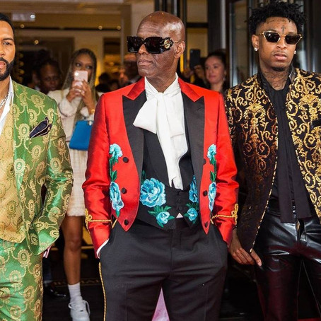 How the 2019 Met Gala Reflected a Shift in Black Men's Relationship with Fashion