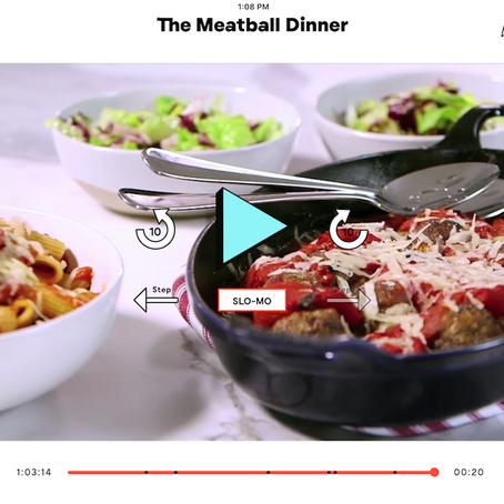 Prepare Home Cooked Meals with the Project Foodie App