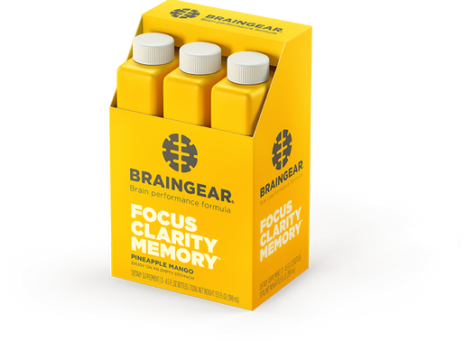 (Giveaway) Nourish Your Brain with BrainGear