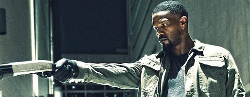 Jamie Foxx Stars in Sleepless