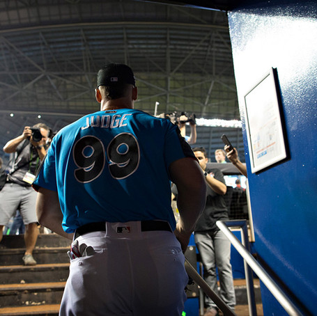 Aaron Judge: A Star Is Born In Magic City