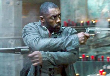 The Dark Tower Trailer Starring Idris Elba