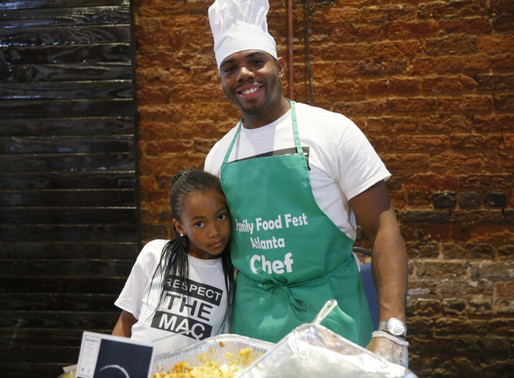 Family Food Festival Celebrates Another Father's Day