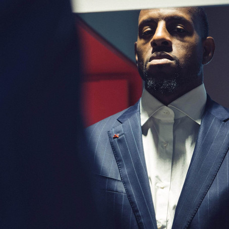 Andre Iguodala Talks Fashion Non-Starters and the Importance of Refining a Unique Look