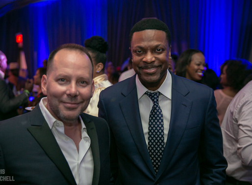 "Chris Tucker, Curtis Martin, Dolvett Quince & More Attend ""The PRO Experience"""