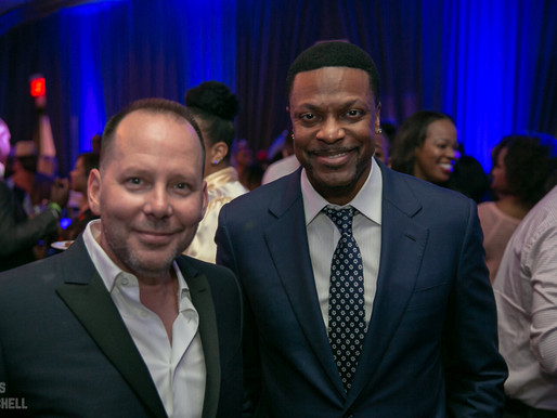 """Chris Tucker, Curtis Martin, Dolvett Quince & More Attend """"The PRO Experience"""""""