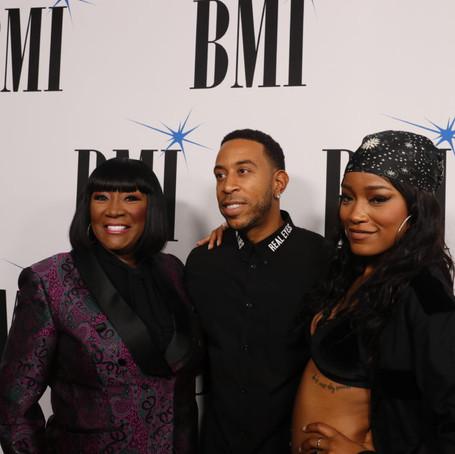 Ludacris, Tyrese Attend BMI R&B/Hip Hop Awards Honoring Patti LaBelle