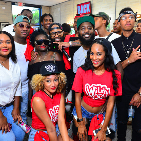 """LIVE from the Barbershop """"Wild 'N Out: """" Atlanta Pop-Up"""