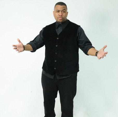 """Omar Gooding: On His Big Break to """"Family Time"""""""