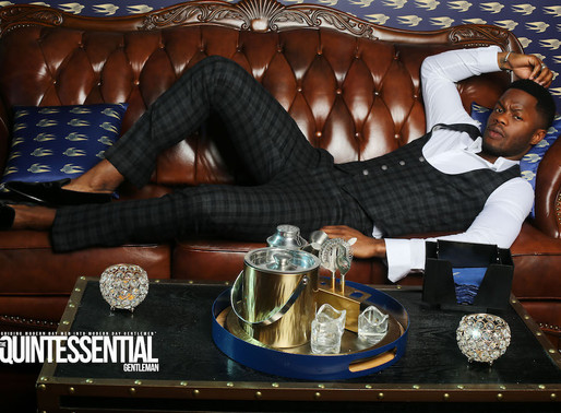 "Sam Adegoke Talks Nigerian Heritage, Modeling and the CW's ""Dynasty"""