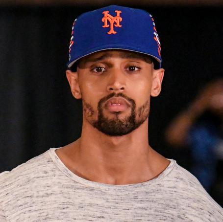 Grungy Gentleman New York Fashion Week Men's Runway Show Features Pro Athletes