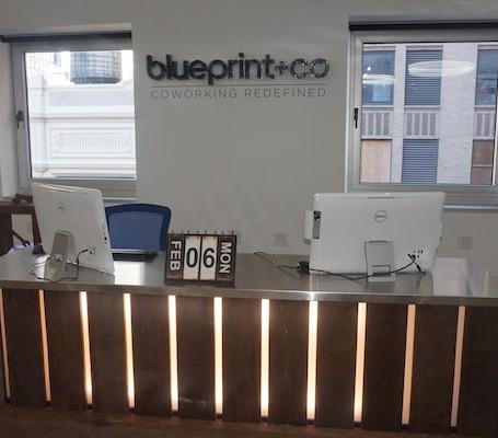 Daymond John Presents blueprint+co Workplace