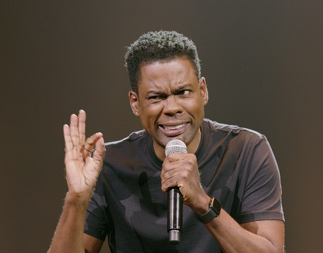 """Netflix Releases Chris Rock's Comedy Special """"Tamborine"""""""