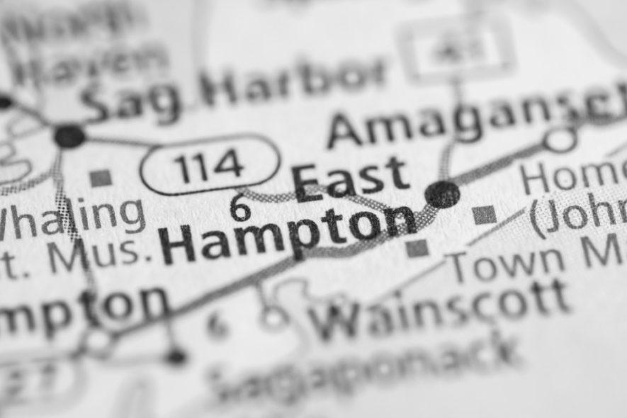 Hampton Map
