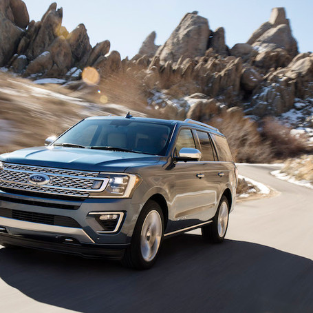 5 Reasons you Will Love the 2018 Ford Expedition