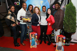 The epiMediaGroup, LLC Presented The Annual Tastemaker At Level V Holiday Soiree